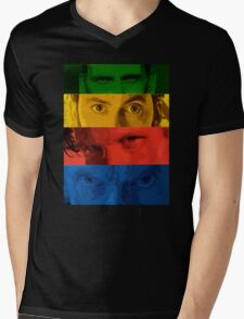 4 Doctors Mens V-Neck T-Shirt