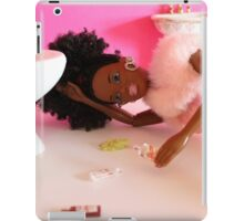 Post night out Barbie iPad Case/Skin