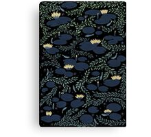 waterlily Canvas Print