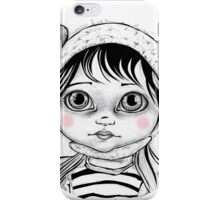 Rosy Cheeks iPhone Case/Skin