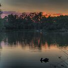 Recollections -Murray River, NSW Australia - The HDR Experience by Philip Johnson