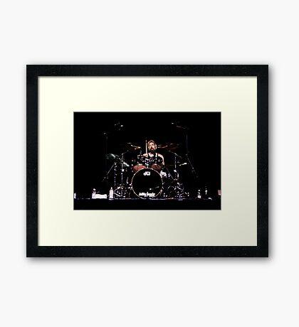 Doug Clifford- CCR Framed Print