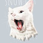 Snow cat by Baser
