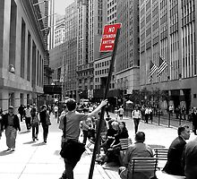 No standing in Wall Street by bally58