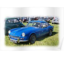 1967 Triumph GT6 Poster