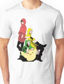 bad touch trio Unisex T-Shirt
