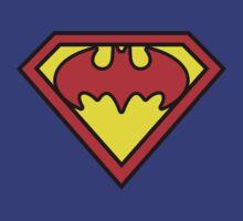 Superman Batman by auto-pilot