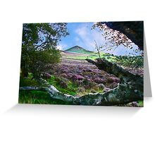 Hawnby Moor #7 Greeting Card