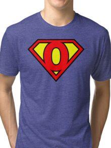 Super O Tri-blend T-Shirt