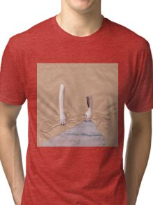 Uncover/reveal Tri-blend T-Shirt