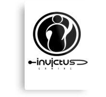 League of Legends Teams - Invictus Metal Print