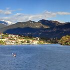 Lake Como - Sala Comacina by Allan Savage