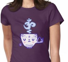 Namastea Womens Fitted T-Shirt
