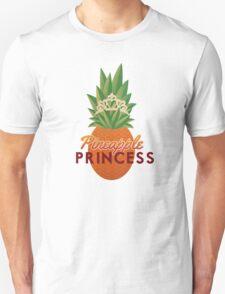 Pineapple Princess Unisex T-Shirt