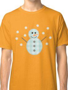 Kids Craft Snowman Tee Classic T-Shirt