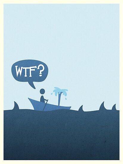 Sharks! by Purplecactus