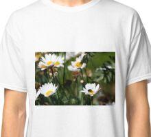 Bluebottle on Flower. Classic T-Shirt