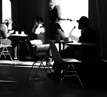 Latte outside ... by aka-ell