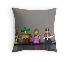 arent they just fab????!!!!?? Throw Pillow