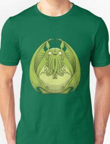 Totoro Cthulhu T-Shirt
