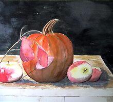 Autumn by Marriet