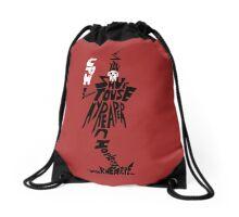 Death Drawstring Bag