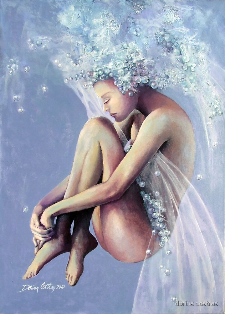 The story of frozen dreams by dorina costras