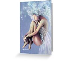 The story of frozen dreams Greeting Card