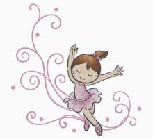 Little Ballerina by funfang