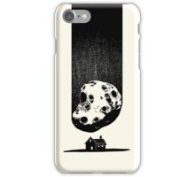 Trouble at Home iPhone Case/Skin