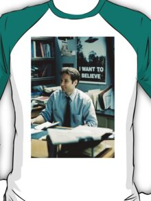 #fox Mulder - XFILES T-Shirt