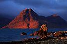 Elgol in November Light, Isle of Skye, Scotland by photosecosse /barbara jones