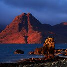 Elgol in November Light, Isle of Skye, Scotland by photosecosse /barbara jones
