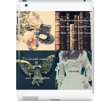 Tessa Gray - Warlock iPad Case/Skin