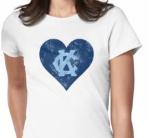 I Heart KC Womens Fitted T-Shirt