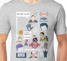 The US Office Collection Unisex T-Shirt