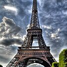 Eiffel Tower by KChisnall