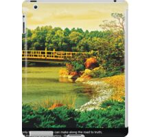 Truth Valley iPad Case/Skin
