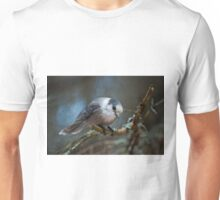 I See You - Gray Jay Unisex T-Shirt