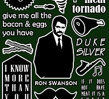 Swanson Quotes by bctaskin