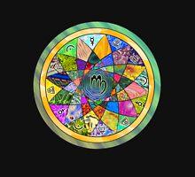 VIRGO Tapestry of Life Mandala Unisex T-Shirt