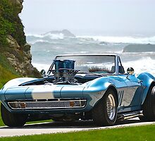 1965 Corvette Convertible Stingray by DaveKoontz