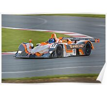 MG Lola EX257 Poster