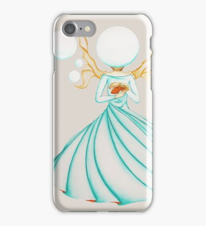 The Electricity Fairy iPhone Case/Skin