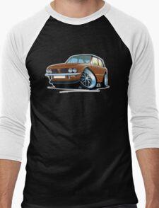 Triumph Dolomite Sprint Brown Men's Baseball ¾ T-Shirt