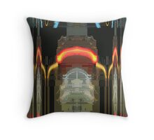 Protected? Throw Pillow