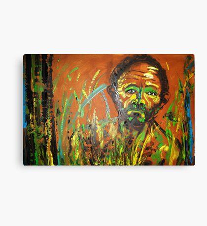 Jungle Jim Canvas Print