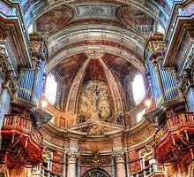 Altar by terezadelpilar~ art & architecture