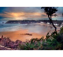 St Brelades Bay, Jersey Photographic Print