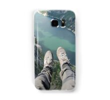 Above the fjord Samsung Galaxy Case/Skin